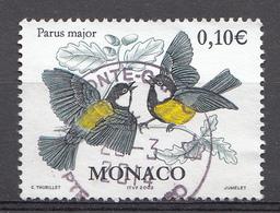 MONACO Mi.nr.:2576 Fauna Und Flora  2002 OBLITÉRÉS / USED / GESTEMPELD - Monaco