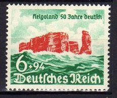 Deutsches Reich, 1940, Mi 750 *, Helgoland [240218XXII] - Alemania