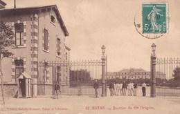 REIMS QUARTIER DU 22EME DRAGONS/ED. ROSOTTE ET ROEMER TABAC ET LIBRAIRIE (dil343) - Reims