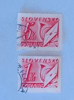 SLOVAQUIE  1942   LOT# 7 - Oblitérés