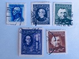 SLOVAQUIE  1939-44   LOT# 8 - Slovaquie