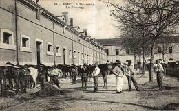 NIORT HUSSARDS  LE PANSAGE - Niort