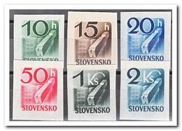 Slowakije 1943, Postfris MNH, Newspaper Stamps - Slowakije