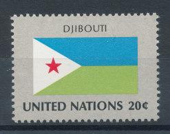 Nations Unies N°341** Drapeau De Djibouti - Unused Stamps