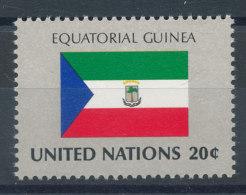 Nations Unies N°344** Drapeau De La Guinée Equatoriale - Unused Stamps