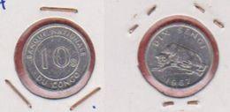 Congo / 10 Sengio 1967 / KM 7 / SUP - Congo (Democratic Republic 1964-70)