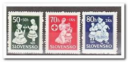 Slowakije 1943, Postfris MNH, Children's Aid - Slowakije