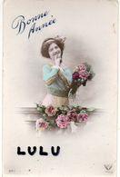 FEMMES N° 259 : Rose ,  Bonne Année 1913 - Femmes