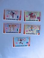 LIBERIA  1972  LOT# 10  OLYMPIC - Liberia