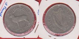 Irlande  / 1 Pound 1990 / KM 27 / SUP - Irlande