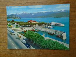 Italie , Stresa , Lago Maggiore , Stresa , Imbarcadero E Porto - Other Cities