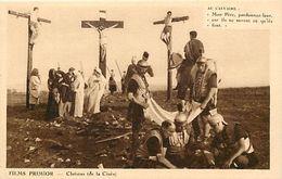 Themes Div - Ref W32- Spectacle - Cinema - Film Christus De La Cines - Films Primior -religions -christianisme - - Non Classificati