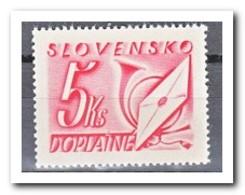 Slowakije 1942, Postfris MNH, Port - Slowakije