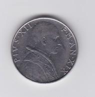 Rox  VATICANO 1957 50 Lire SPL - Vaticano (Ciudad Del)