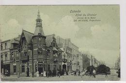 Ostende Peloton Hôtel Le Châtelet - Oostende