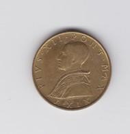 Rox  VATICANO 1957 20 Lire SPL - Vaticaanstad