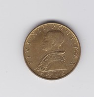 Rox  VATICANO 1957 20 Lire SPL - Vaticano