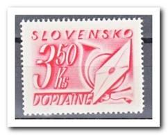 Slowakije 1942, Postfris MNH, Port - Unused Stamps