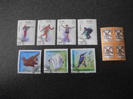 Stamps Of The World: Belarus (2  Birds - Olympic Winter Games Lillehammer ) - Belarus