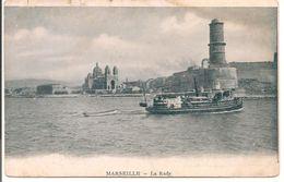 L10J028 - Marseille -La Rade  - - Vieux Port, Saint Victor, Le Panier