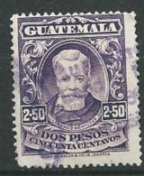 Guatemala - Yvert N ° 212  Oblitéré     - Ava 18103 - Guatemala