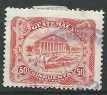 Guatemala - Yvert N ° 208  Oblitéré     - Ava 18104 - Guatemala