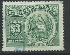 Guatemala - Yvert N ° 213  Oblitéré      - Ava 18107 - Guatemala