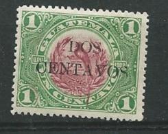 Guatemala   -  Yvert N°  156 * - Ava 18123 - Guatemala
