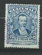 Guatemala   -  Yvert N°  210  Oblitéré  - Ava 18124 - Guatemala