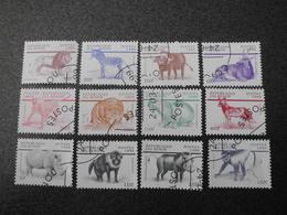 Stamps Of The World: Benin Dahomey (3: African Animals + Birds ) - Bénin – Dahomey (1960-...)