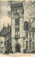 C-18 : 1446 : BOURGES. HOTEL DES POSTES - Bourges