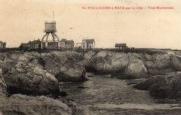 Le Pouliguen à Batz Tour Rochereau - Le Pouliguen