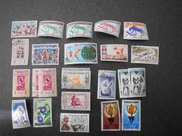 Stamps Of The World: Benin Dahomey (4: Dahomey Selection ) - Bénin – Dahomey (1960-...)