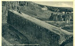 LIBAN - Baalbek : La Grand Pierre De La Carrière - Lebanon