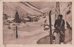 Pyrénées Orientales : PUYMORENS :  Station De  Ski - Other Municipalities