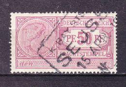 Deutsches Reich, Frachtstempel, 50 Pfg (47281) - Gebührenstempel, Impoststempel