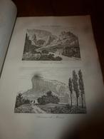 1935  VAUCLUSE (Histoire-Antiquités-Caractère-Langage-Curiosités-Industrie Commerciale-Gravures-Variétés-Population-etc) - Livres, BD, Revues