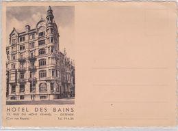 Ostende Hotel Des Bains, 22 Rue Du Mont Kemmel - Oostende