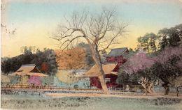 JAPON THE TEMPLE HACHIMAN AT KAMAKURA - Japan