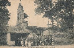 09 // BEDEILLE LES BAINS    Eglise  ** - Autres Communes