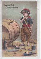 GRAINE DE POILU  - ILLUSTRATION - N/C - NUM 1106 - Weltkrieg 1914-18