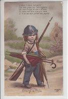 GRAINE DE POILU  - ILLUSTRATION  - NUM 1147 - 20.05.16 - Weltkrieg 1914-18