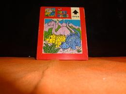 Jeux - Casse Têtes - My Cutie Puzzle, Dinosaures (Pousse Pousse, Taquin) - Brain Teasers, Brain Games