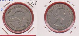 Nouvelle Zélande   /  1 Florin 1953/ KM 28.1 / TTB - New Zealand