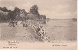 57 - THIONVILLE - NELS SERIE 100 N° 12 - LES LAVEUSES D'AUTREFOIS - Thionville