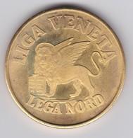 Rox  Italia Lega Veneta ( Medaglia) - 1946-… : República
