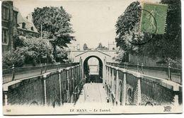 CPA - Carte Postale - France - Le Mans - Le Tunnel   (CP803) - Le Mans