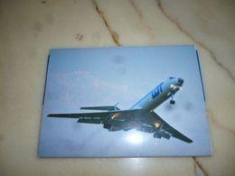 CB12 Carnet De 10 Cartes Postales LOP Polish Airlines - Aviation