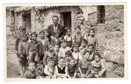 NO86   Foto Di Gruppo Scolaresca Anni '50 - Non Classificati