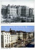 Guerre 39 45 Nantes (44) : Anniversaire Des Bombardements De 1943 Cours Des 50 Otages - Nantes